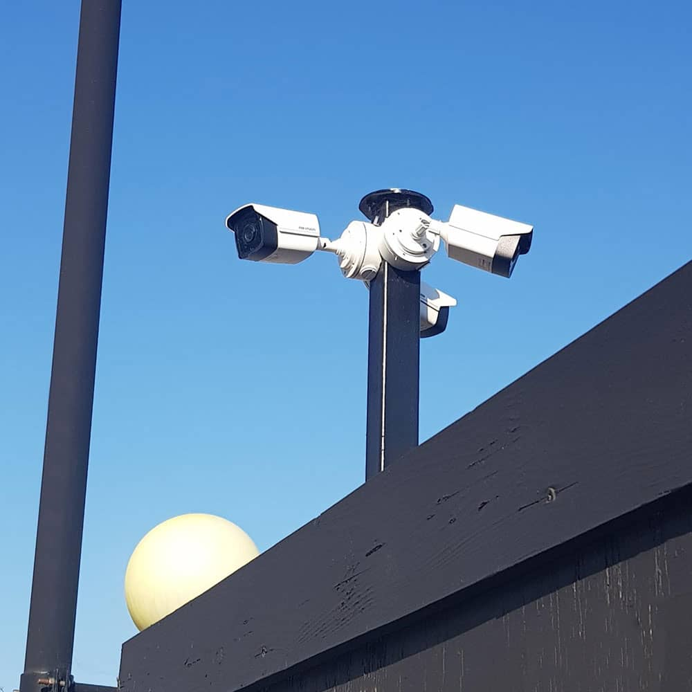 Rapid Deployment CCTV Towers